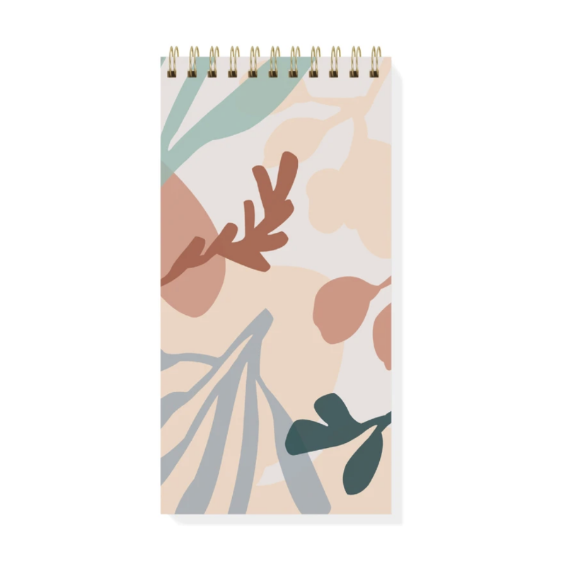 fringe tall notepad