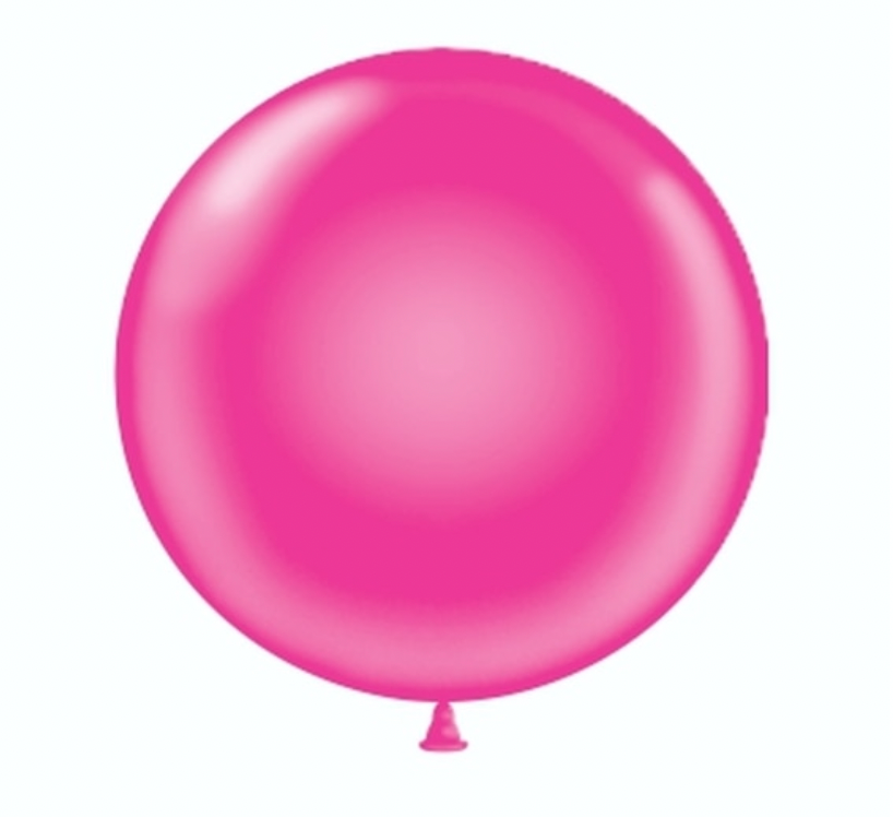 Hot Pink Jumbo Balloon