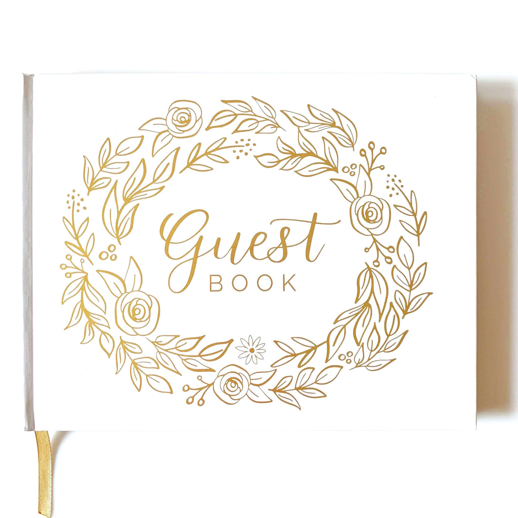 Wedding Guest Book