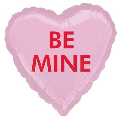 Be Mine Single Balloon 18""