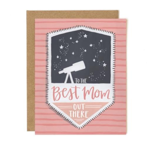 Best Mom Out There - Print&Paper