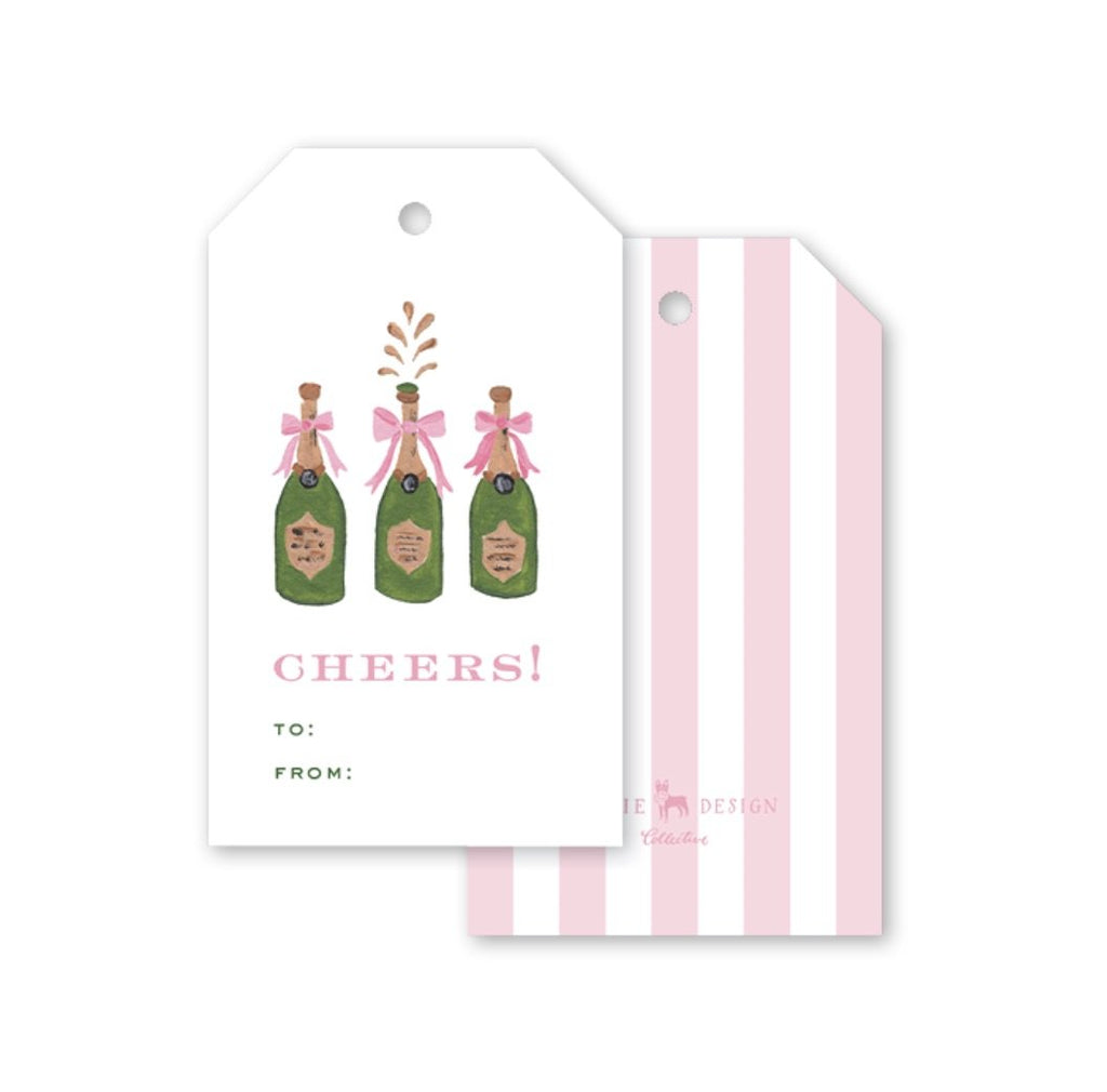 dixie design gift tags