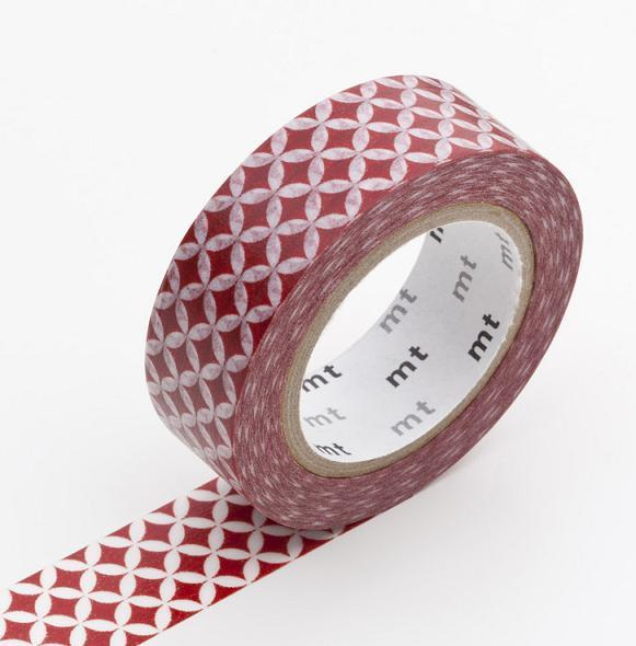 Washi Shippou Beni - Deep Red