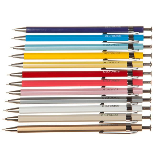 Delfonics Ballpoint Wood Pens - Single - Print&Paper
