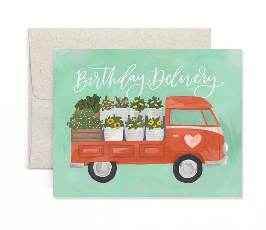 1canoe2 birthday flower truck