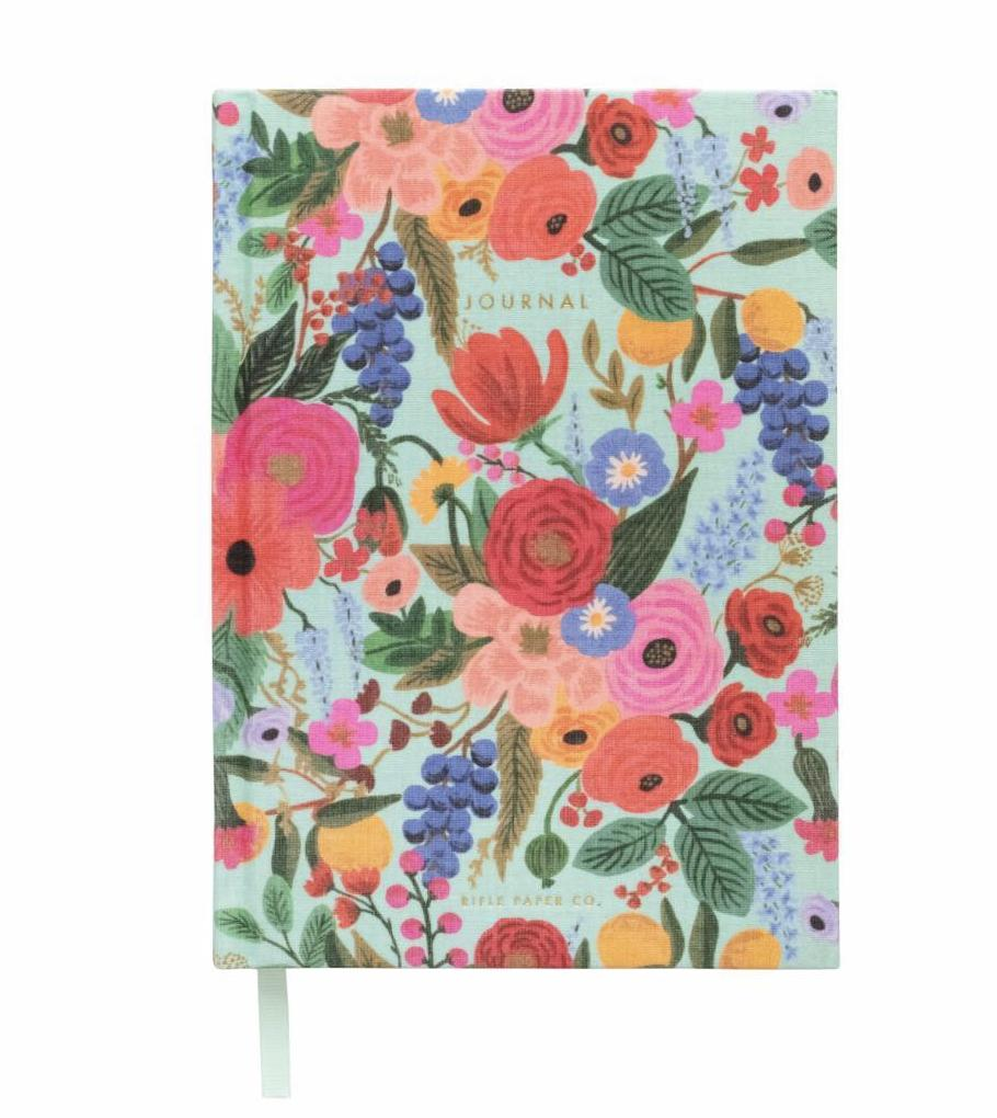 rifle paper cloth journal