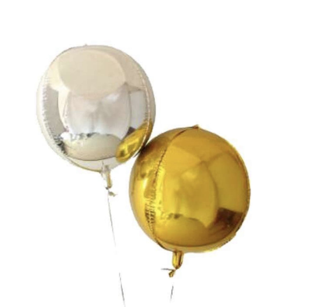 Round Orbz Balloons (Choose Color)