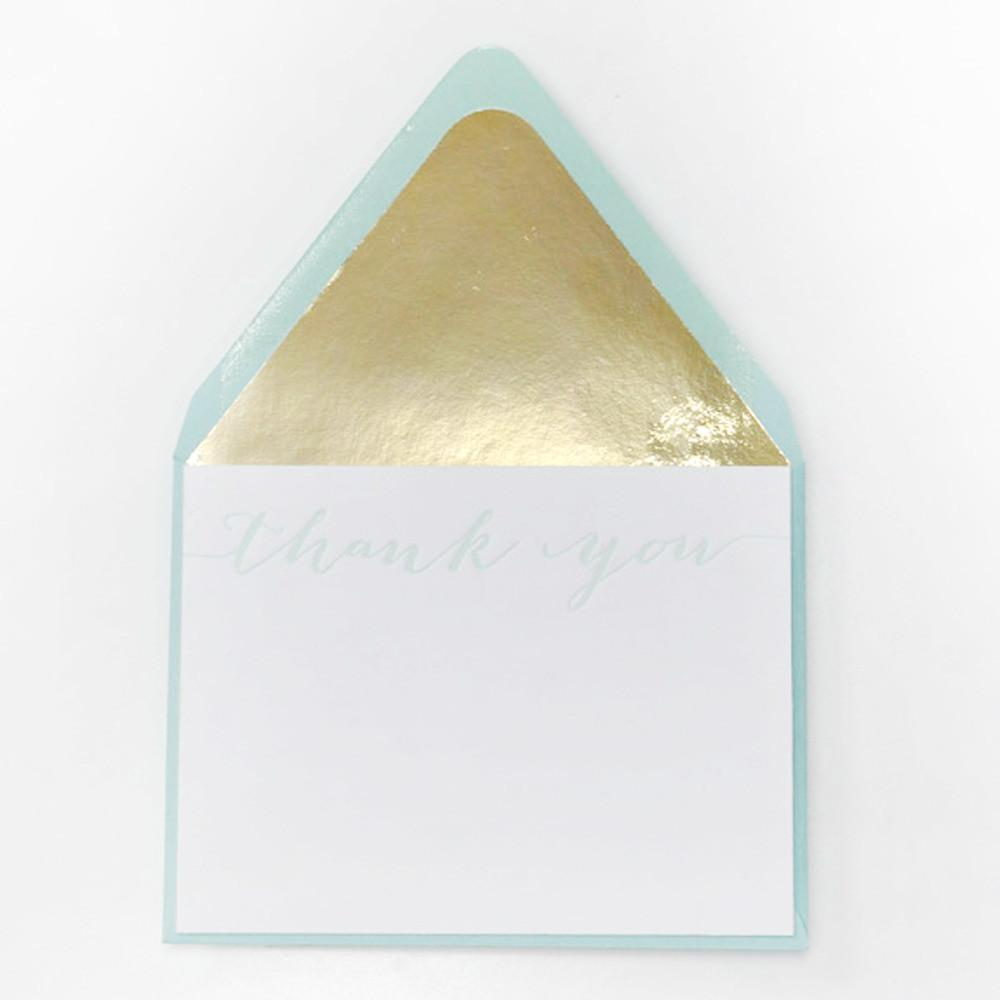 Gracious in Gold Notes - Pool - Print&Paper
