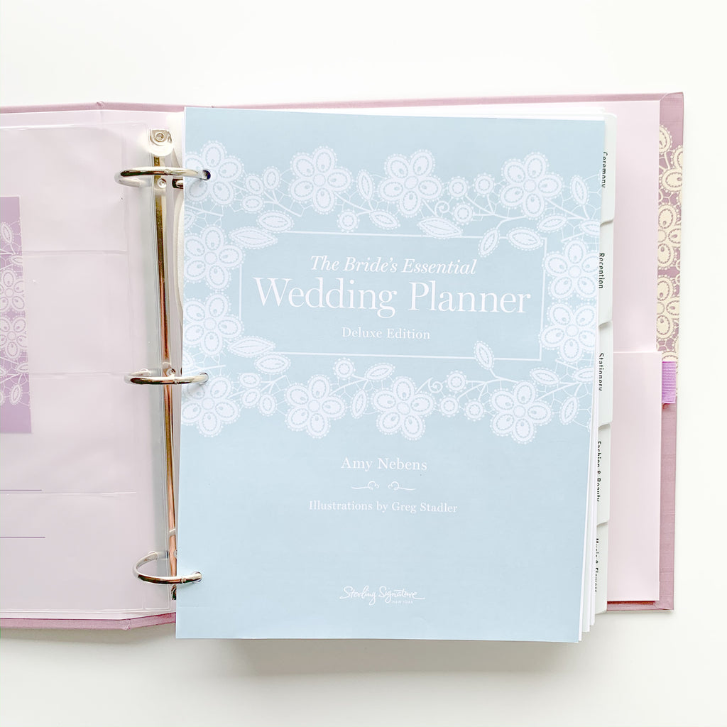 Bride's Essential Planner