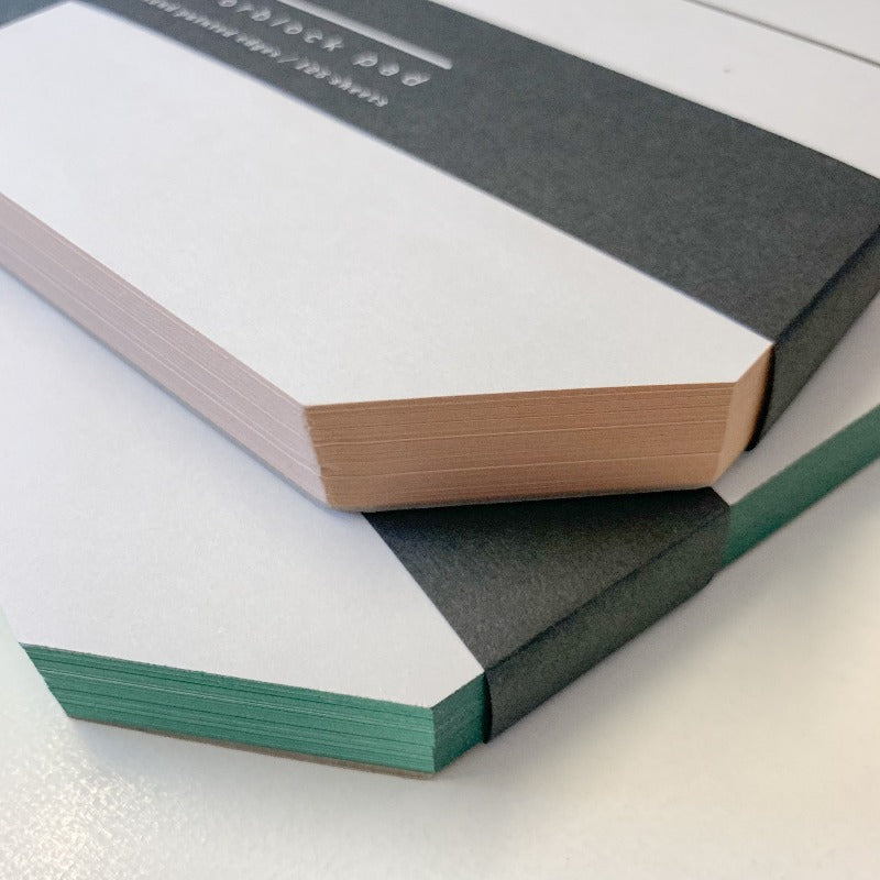 Colorblock A Notepad