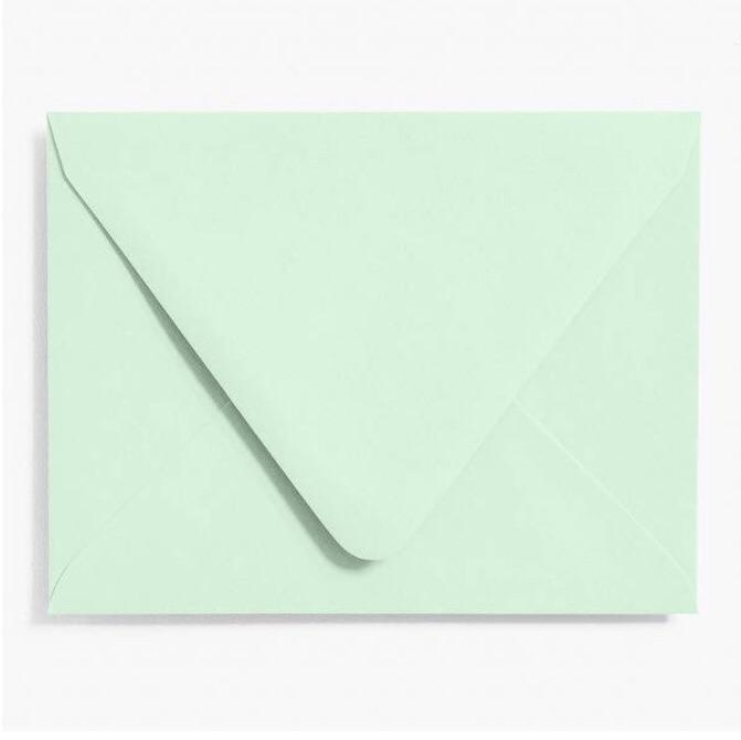 A2 Envelope Set (Choose Color)
