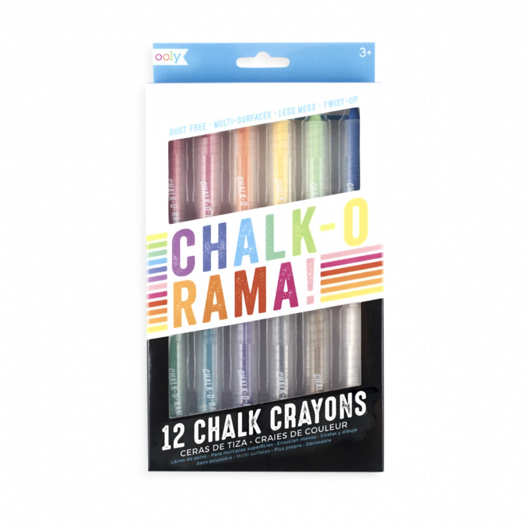 Chalk-O-Rama Dustless Chalks