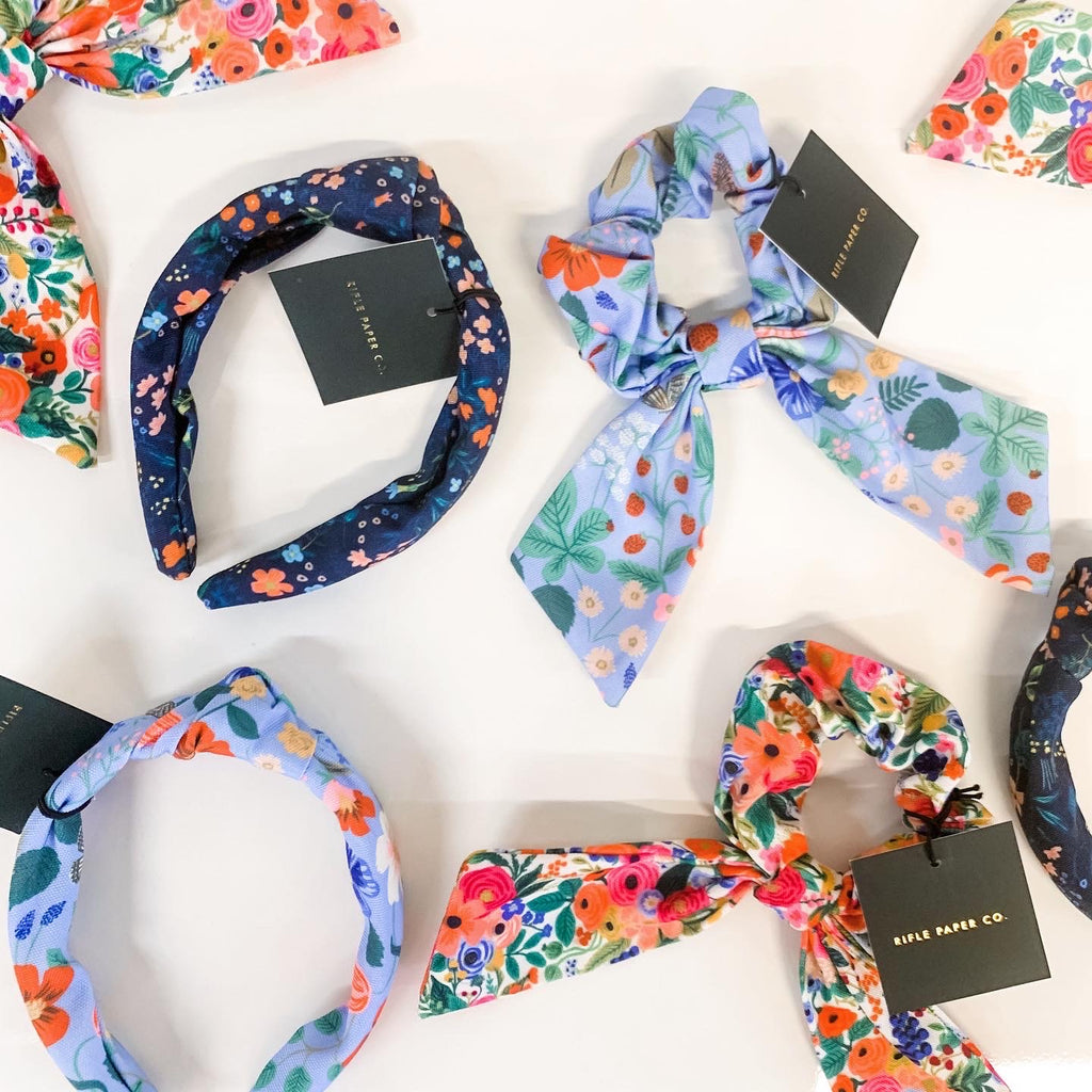 Rifle Paper Headbands