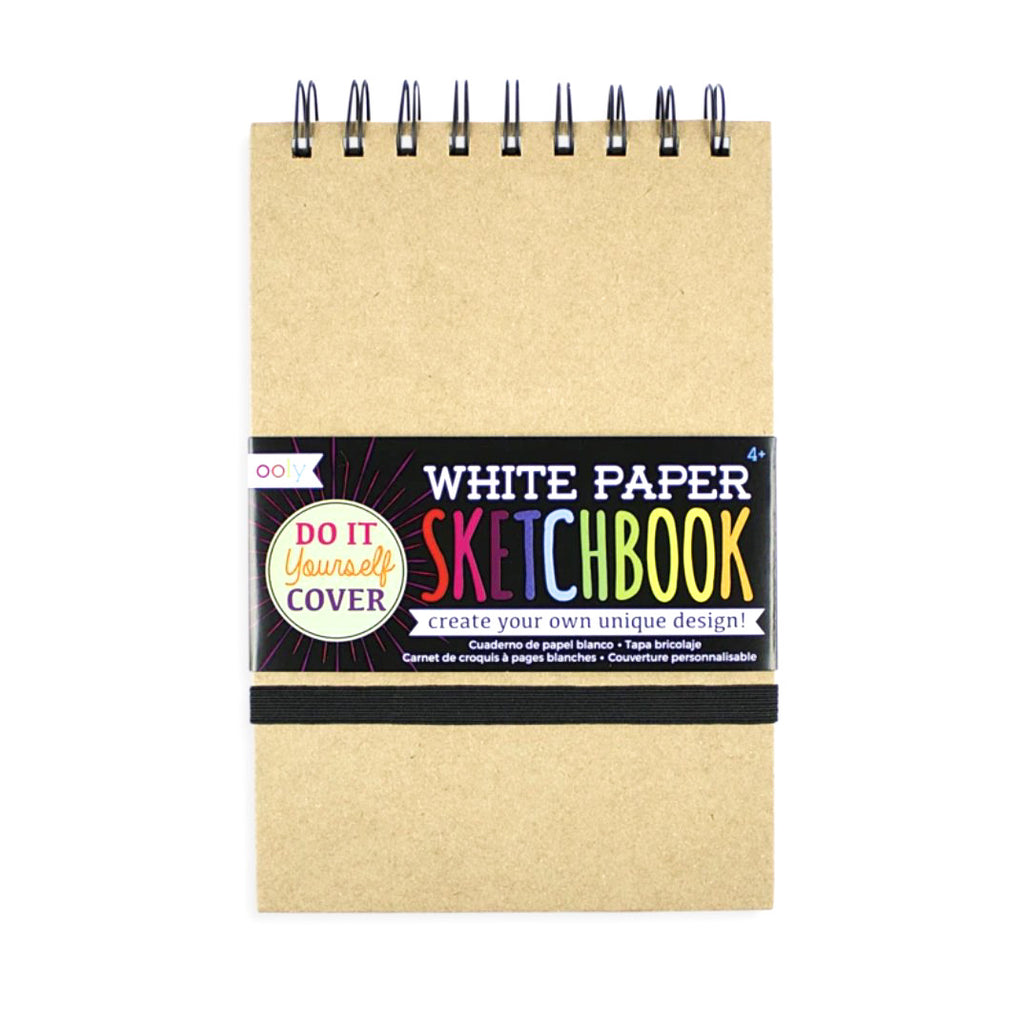 Sketchbook - Small White