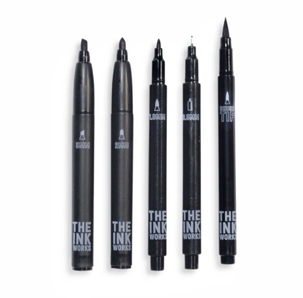 Ink Works Marker Set
