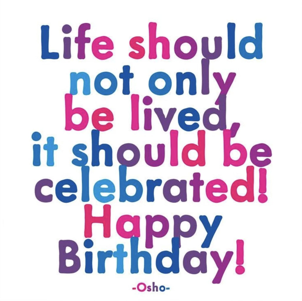 life lived and celebrated