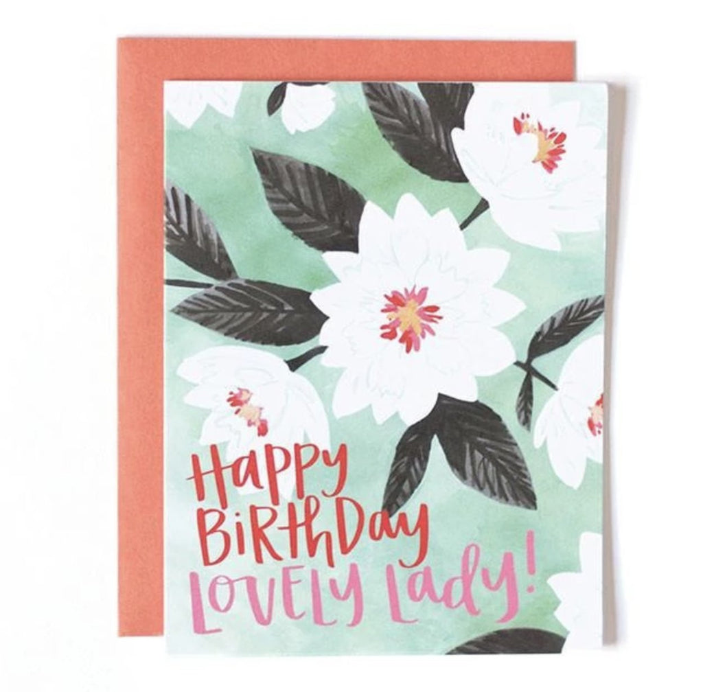 Lovely Floral Birthday