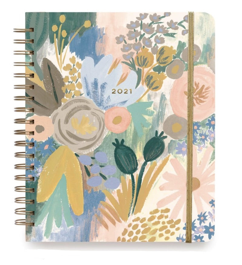 rifle paper planner 2021