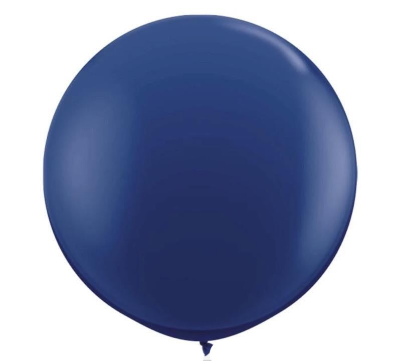 Jumbo Navy Balloon