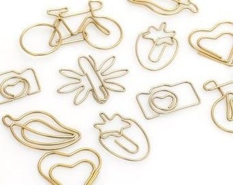 Hazelwood Paper Clips
