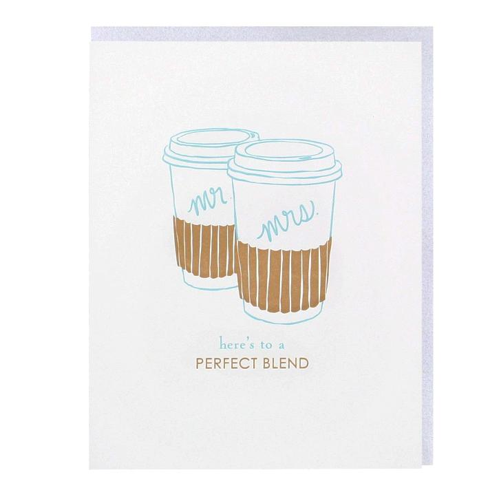 Coffee lovers card