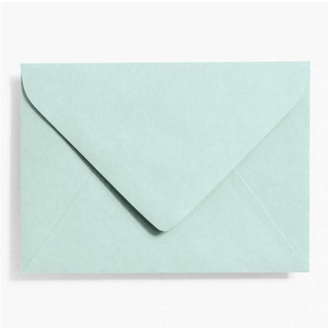 paper source blush envelopes