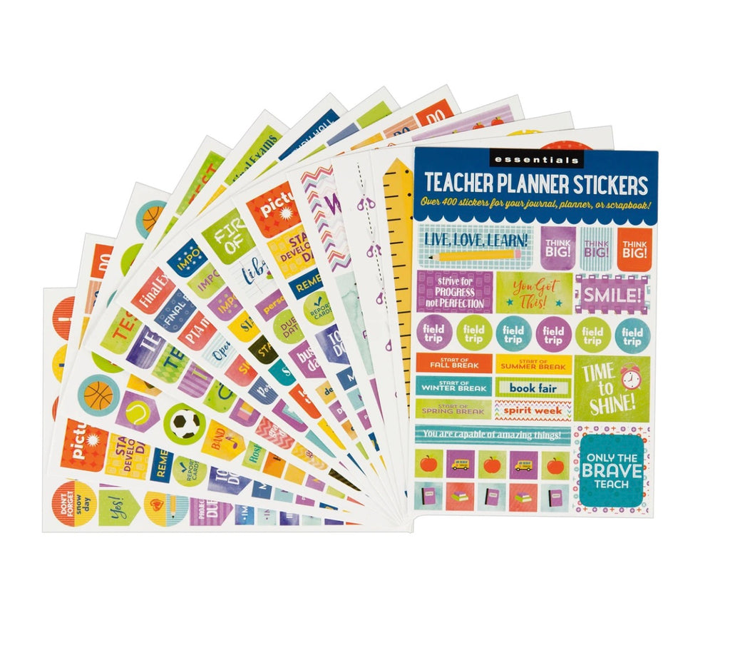 Teacher Planner Stickers