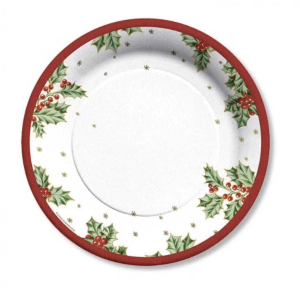 Lenox Holly Berry Plate