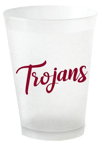 Trojans Frosted Cups - BULK