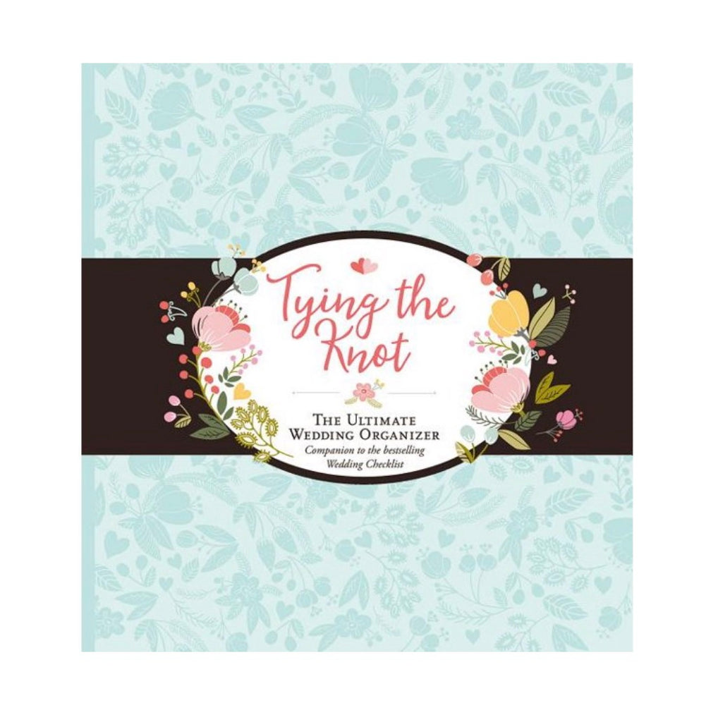 peter pauper tying the knot wedding organizer