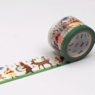 Washi Drum Fife Band - Print&Paper