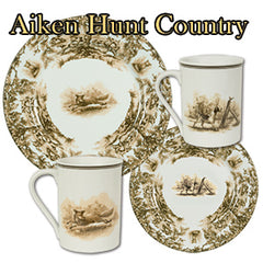 Aiken Hunt Country Dinnerware