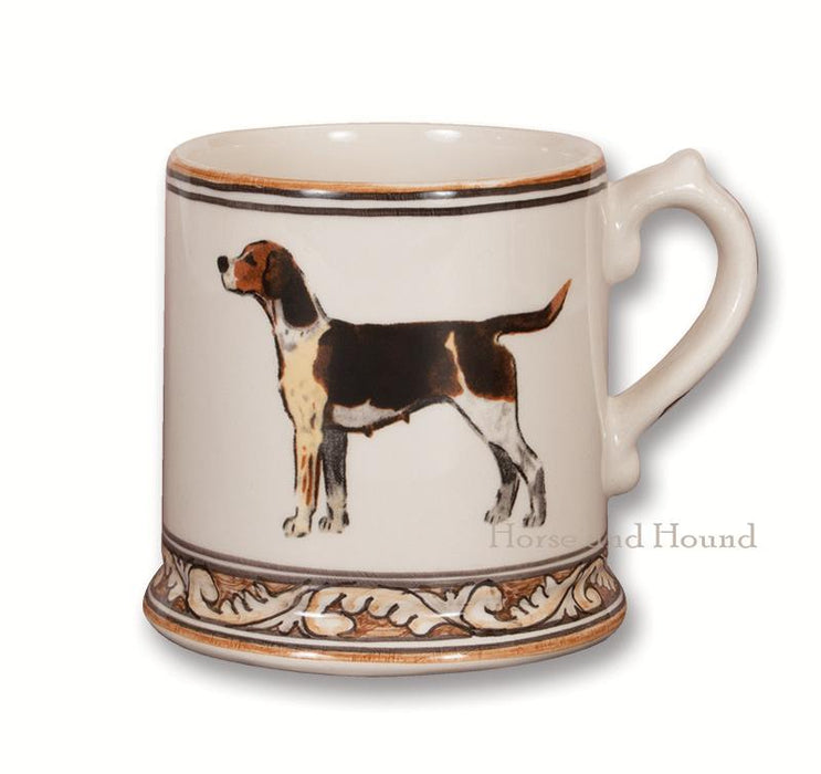 Heritage Hunt - Foxhound Tankard Mug
