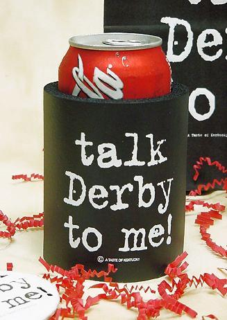 Talk Derby to Me! Can Cooler