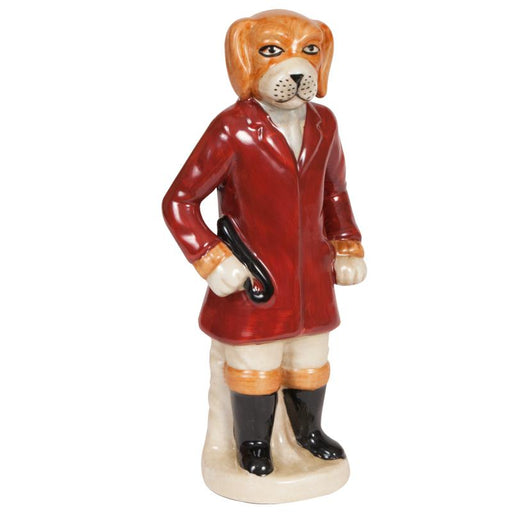 Master of the Hounds Porcelain Figure