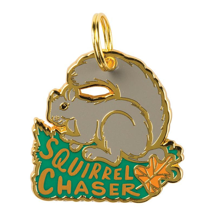 Dog Charm - Squirrel Chaser