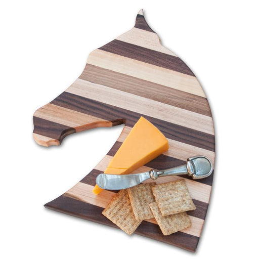 Wood Horse Cutting Board