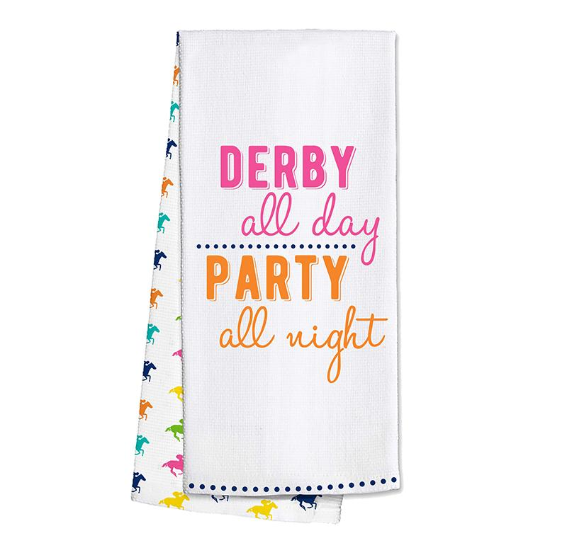 Derby All Day Cotton Towel