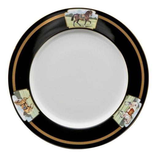 "Imperial Horse Dinner Plate 10 5/8"" - Julie Wear Tableware"