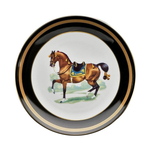 "Imperial Horse Salad Plate 8"" - Julie Wear Tableware"