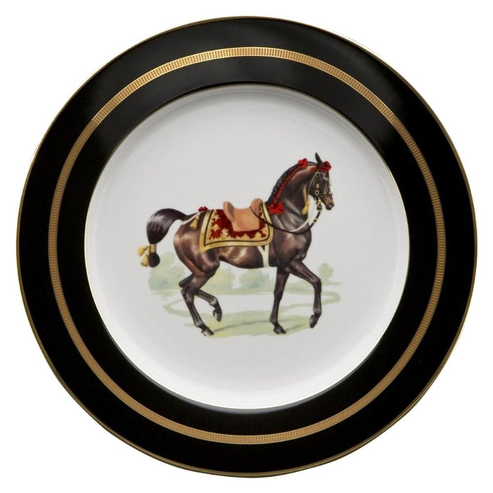 "Imperial Horse Charger 12"" - Julie Wear Tableware"