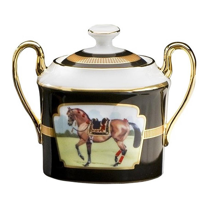 Imperial Horse Sugar Bowl - Julie Wear Tableware