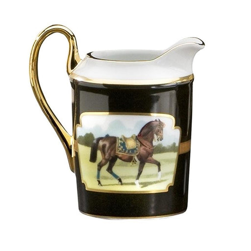 Imperial Horse Creamer - Julie Wear Tableware