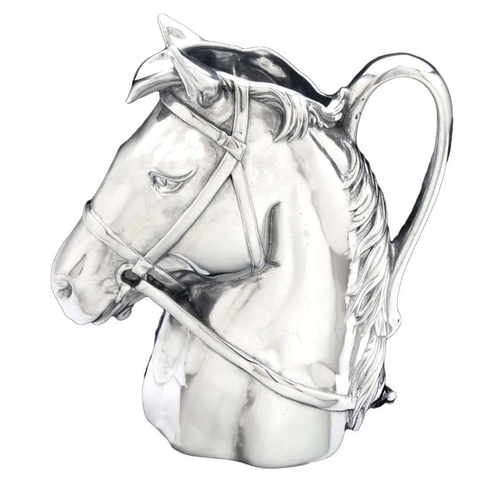 Arthur Court Thoroughbred Pitcher