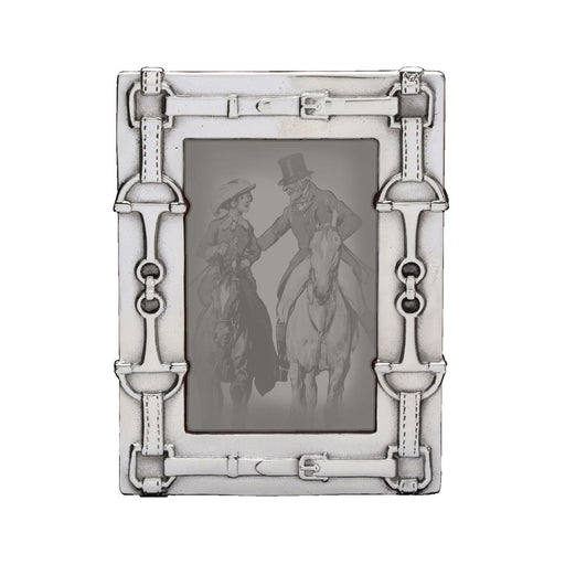 "Arthur Court Equestrian Photo Frame 4""x 6"""