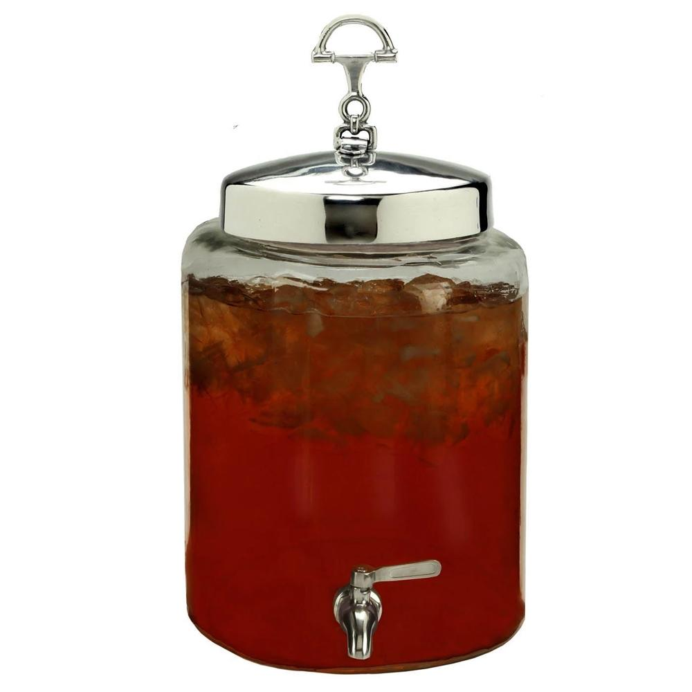 Arthur Court Equestrian Beverage Server