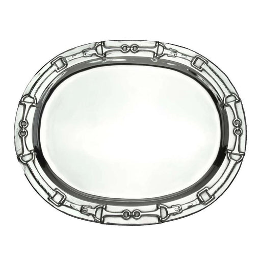 Arthur Court Equestrian Tack Oval Tray