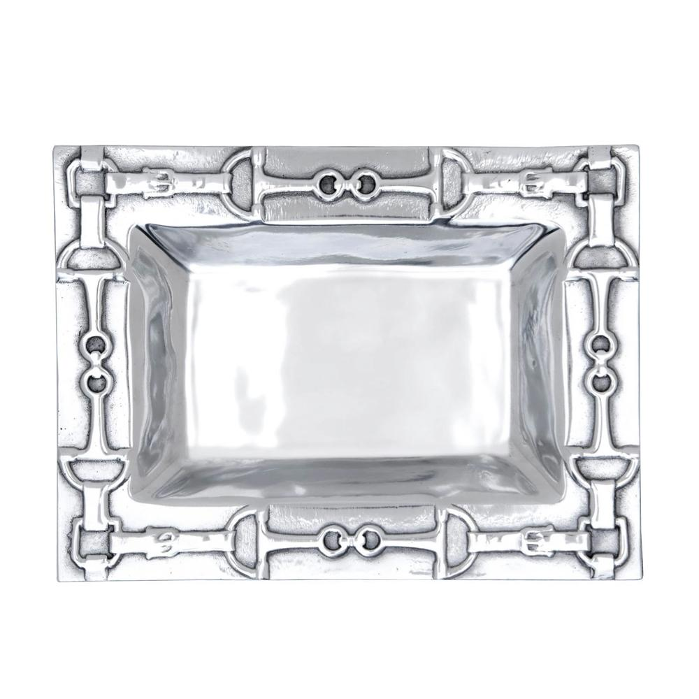 Arthur Court Equestrian Catch All Tray