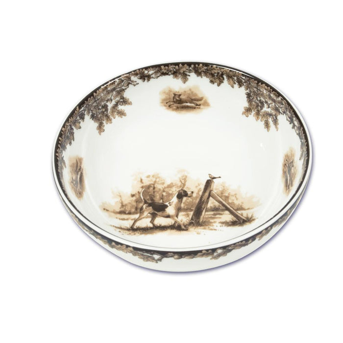 Aiken Hunt Dinnerware Cereal Bowl - Hound