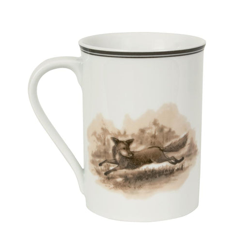 Aiken Hunt Dinnerware Mug - Fox